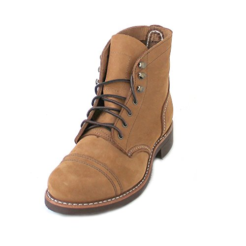 Ranger Iron Red Honey EU Boots 3367 Womens Wing 41 Nubuck vqwwtTHB