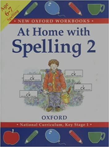 at home with spelling 2