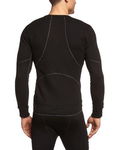 Hombre Odlo Para Xxl Negro Tamaño Camiseta Unterhemd 68tqxwr8