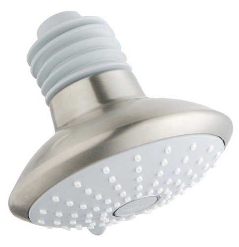 Infinity Brushed Nickel Finish - Grohe 27 246 EN0 Euphoria Shower Head, Infinity Brushed Nickel Finish