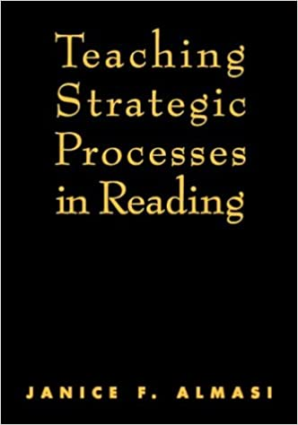 Book Teaching Strategic Processes in Reading Solving Problems in Teaching of Literacy