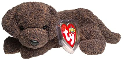 2ee46f48d1e Image Unavailable. Image not available for. Color  Fetcher the Dog - Ty  Beanie Baby ...