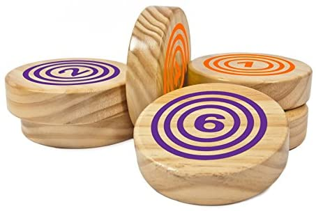 Rollors Backyard Game Expansion Disks product image