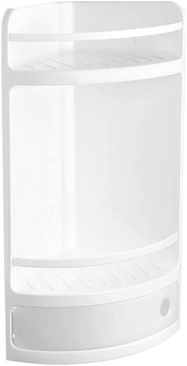 Oferta amazon: Tatay 4432001 Rinconera con Cajón, Plástico y Polipropileno, Blanco, 20x20x50 cm