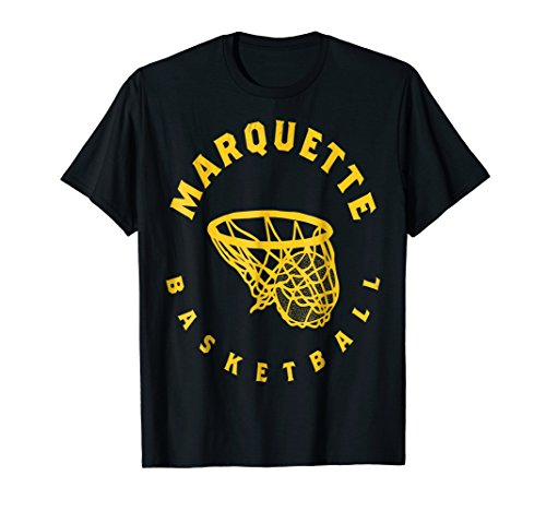 Marquette Golden Eagles Basketball T Shirt