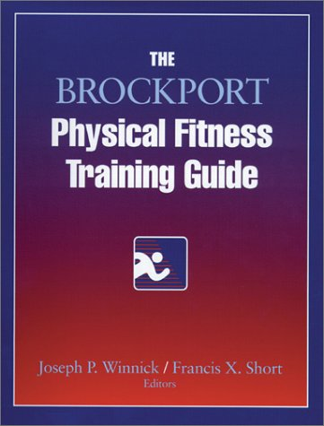 Brockport Physical Fitness Training Guide