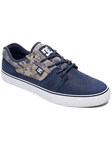 DC Xbkc Basse Shoe M Se Navy Uomo White Sneaker Tonik rUqxwnvpHr