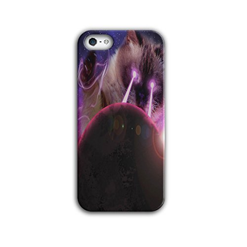 iphone 5s case space cats - 9