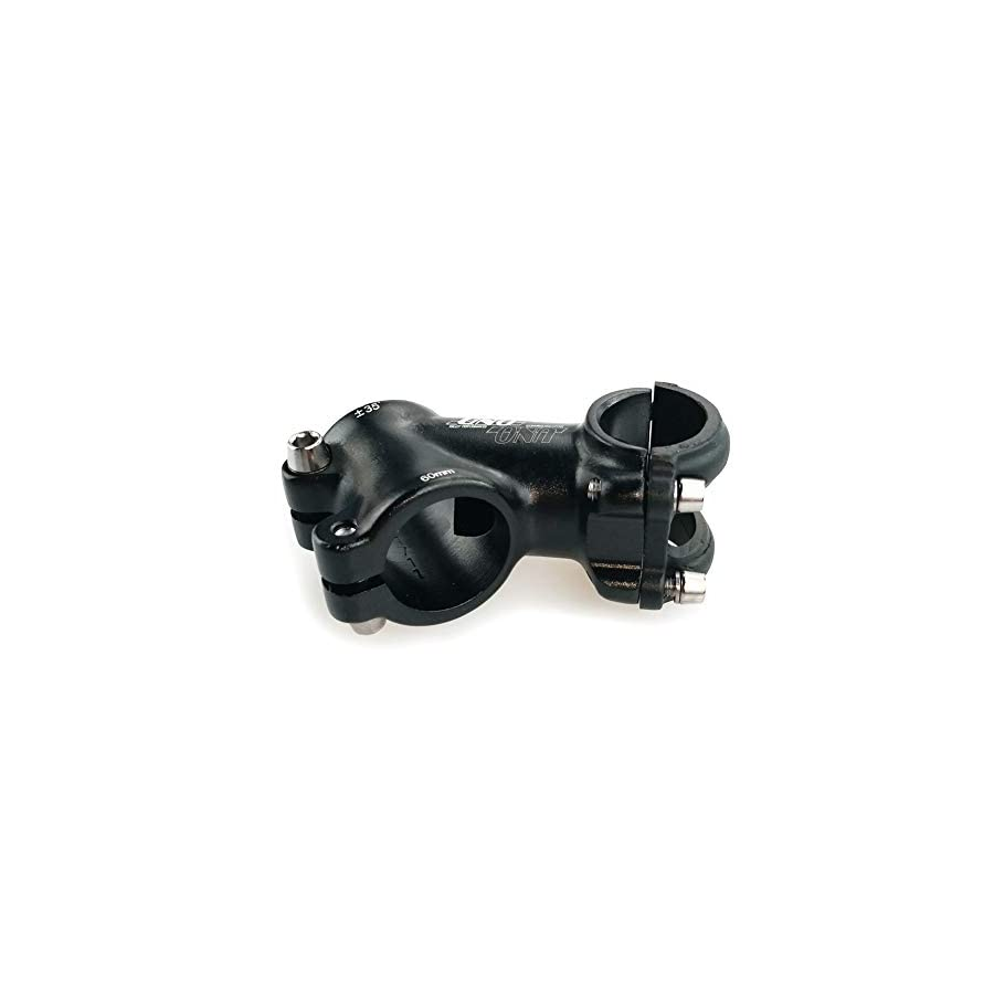 FOMTOR 25.4 stem 60mm 35 Degree Bike Handlebar Stem Riser MTB Stem for Mountain Bike Road Bike BMX MTB