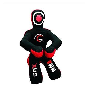 Grappling Dummy Submission Style BJJ Brazilain JiuJitsu MMA Fighting Man Shaped