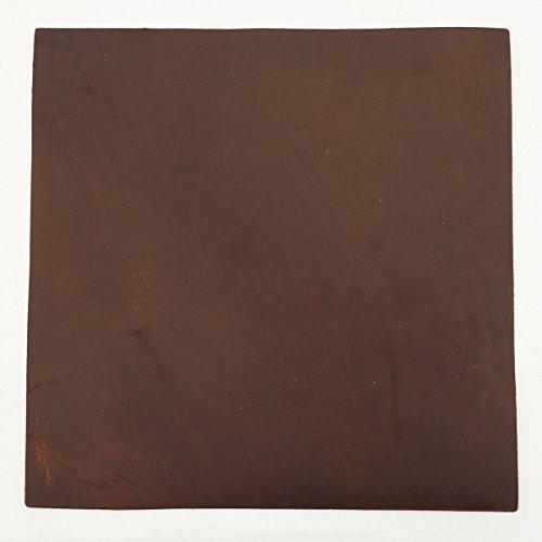 SLC's Oil Tan Cowhide Leather Pre-Cut Pieces (12