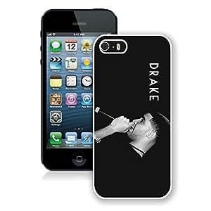 iPhone 5S Case,drake White For iPhone 5S Case WANGJING JINDA