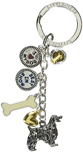 Little Gifts 8317 6 Charm Breed Specific Key Chain (V3)
