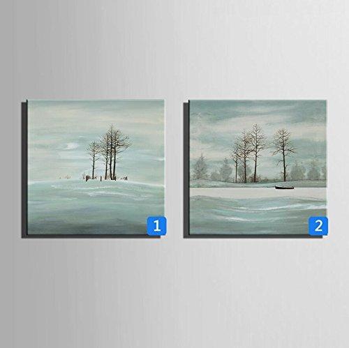 LTQ&QING new- K¨¹ste Winter Pastelle, dekorative Bilderrahmen, Den Gang Dekoration, 2