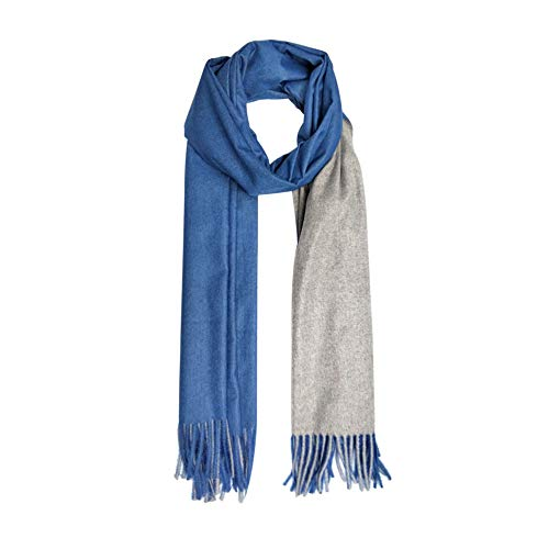 PURETINN Women's Cashmere Scarf Lady's Wool Pashmina Shawl Large Oversized Winter Soft Thick Scarves Wraps for Evening Dress ()