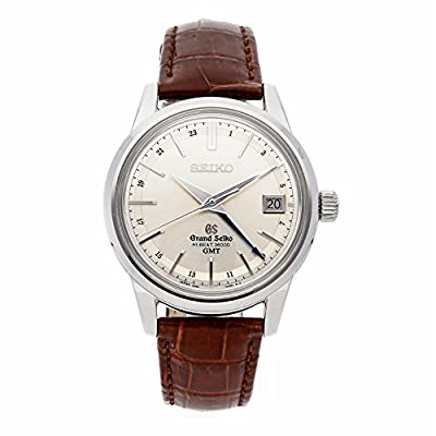 Seiko Grand Seiko Automatic-self-Wind Male Watch SBGJ017 (Certified Pre-Owned) from Seiko