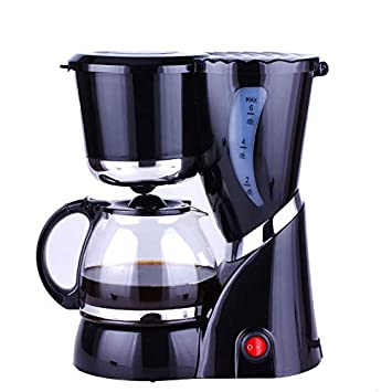 BENJUN Cafetera Americana, cafetera casera, cafetera automática Peque?a, cafetera de Goteo: Amazon.es: Hogar