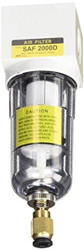 PneumaticPlus SAF2000M N02BD Miniature Compressed Particulate