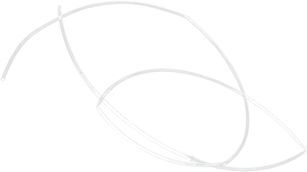 Clear /Φ3 2mm,3mm,5mm Heat Shrink Tubing Tube Sleeving Wrap Wire for Earphone Speaker