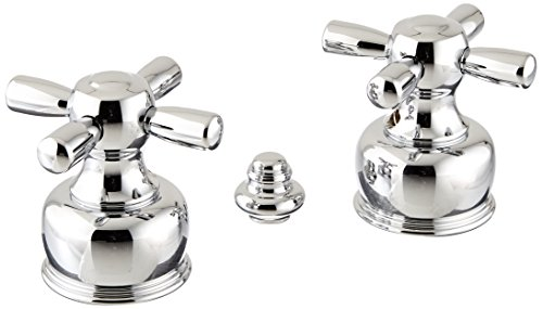 - Delta Faucet H26 Neostyle, Two Metal Cross Handle Kit, Chrome