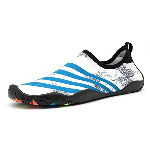 de Nus Soft Chaussettes Chaussures de L'Eau D aux Plongée et Sport Chaussons Wading Skin MMM Chaussures Chaussures de Pieds Shoes Paste Natation D'Eau Sandales Chaussures 1Fnv0x