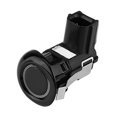 Parking Sensor, Car PDC Bumper Parking Reverse Sensor Fit for 25994-CM10D (Silver + Black):