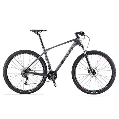 dec7fc0bbc0 SAVADECK Carbon Fiber Mountain Bike, DECK2.0 MTB 26