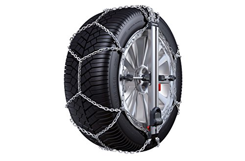 KÖNIG Easy-FIT CU-9 090 Snow Chains, Set of 2
