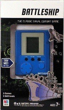 Electronic Hand Held Battleship Game