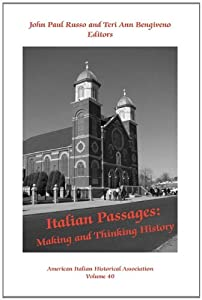 Italian Passages: Making and Thinking History