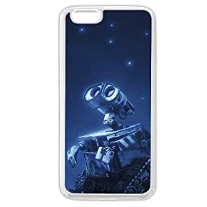 """UniqueBox Customized Disney Series Phone Case for iPhone 6 4.7"""", Lovely Cartoon Waste Allocation Load Lifters-Earth iPhone 6 4.7"""