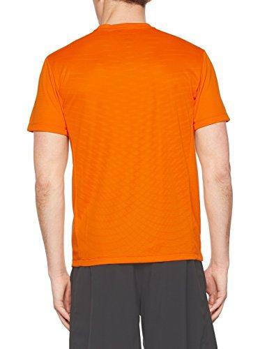 Fit T SS à shirt courtes Black manches Nike Vivid Cool Dri Naranja Orange pour homme 1qFxwI54