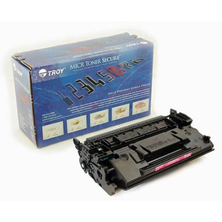 Troy Group 02-81576-001 M402 M426 High Yield MICR Toner Secure Cartridge (9000 Yiel