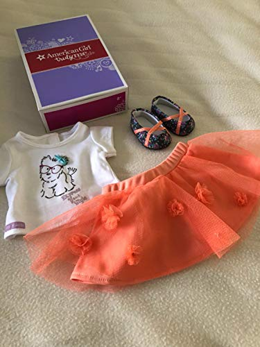 American Girl - Coconut Cutie Outfit for Dolls + Charm - MY AG 2014 (American Charms Girl Doll)