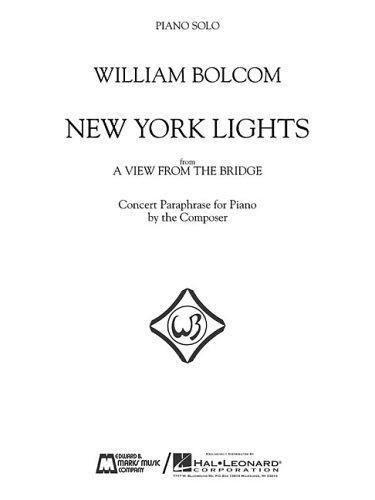 Download New York Lights: Piano Solo PDF