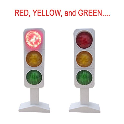Christmas Flashing Traffic Light - Red, Yellow, and for sale  Delivered anywhere in USA