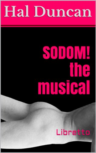 book cover of Sodom! The Musical