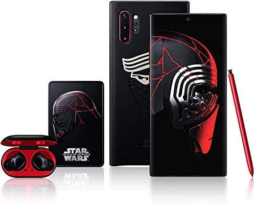 Samsung Galaxy Note 10+ Plus : Star Wars Special Edition 256GB SM-N975F/DS Dual-SIM Factory Unlocked 4G/LTE Smartphone (Aura black) - International Version