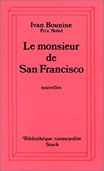 Le monsieur de San Francisco par Bounine