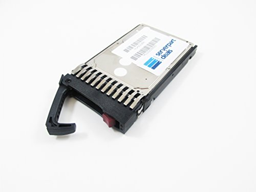 "HP Gen7 G7 Compatible 1TB 7.2K 6Gb/s 2.5"" SAS HDD in Genuine HP Tray Caddy – for HP Servers/Arrays ()"