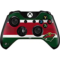 NHL Minnesota Wild Xbox One Controller Skin - Minnesota Wild Jersey Vinyl Decal Skin For Your Xbox One Controller