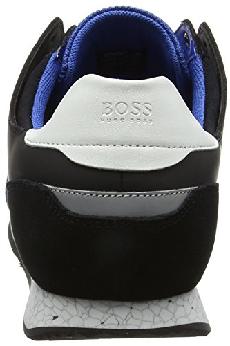 BOSS Casual Herren Adrenal_Runn_MX 10197240 01 Low-Top Blau (Open Blue 460)