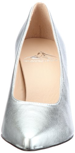 Diavolezza Silver 010 Silver Women's Shoes Court 9500 rWqnzwr8RU
