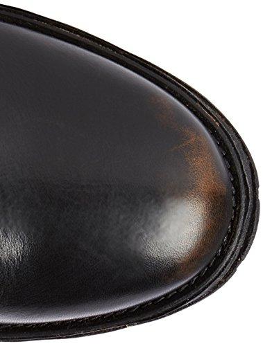 M 182 Leather Cult Uomo Boot Underground Black Stivali 5xwHCB7q