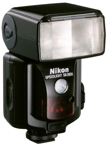 Nikon SB28DX Speedlight electronic (Nikon F5 F100)