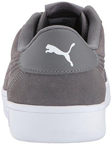 Pumas Mens Tribunal Coupe Sneaker Fumé Perle Fumé Perle Sd