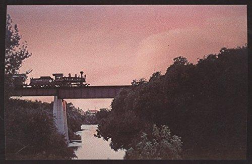 Winnipeg Hydro 3 City 4-4-0 Engine Canadian Pacific Train Railroad Postcard - Iii City Engine