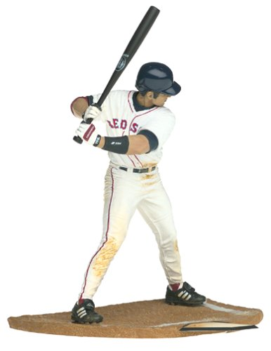 Boston Red Sox Nomar Garciaparra Series 2 McFarlane Baseball Figure