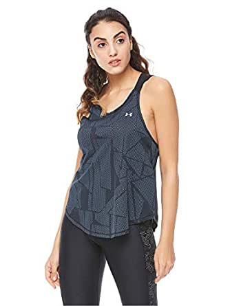 Under Armour Tank Top For Women - Grey L