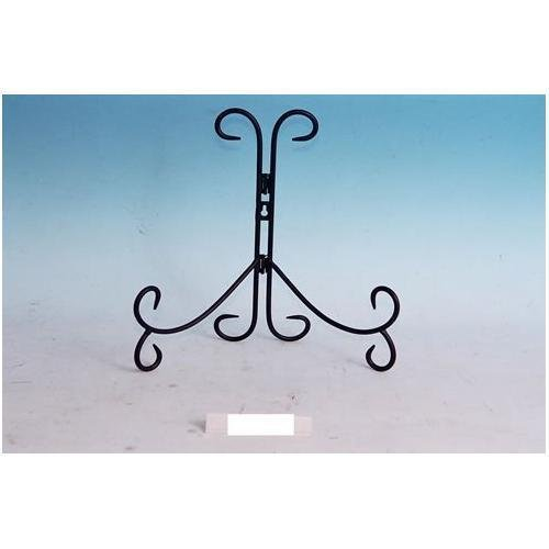 Black Wrought Iron Stand - Decorative Black Wrought Iron 12